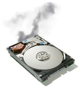 Database fail