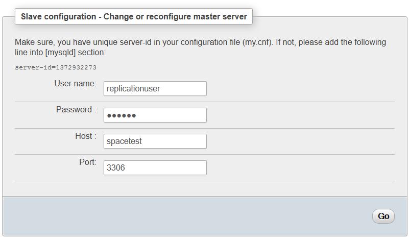 Replication Step 5